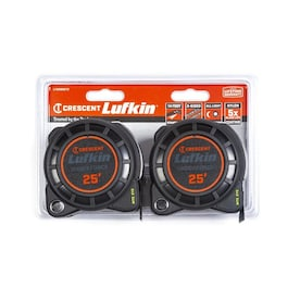 Lufkin Shockforce Nite Eye-Pack 25-ft Tape Measure