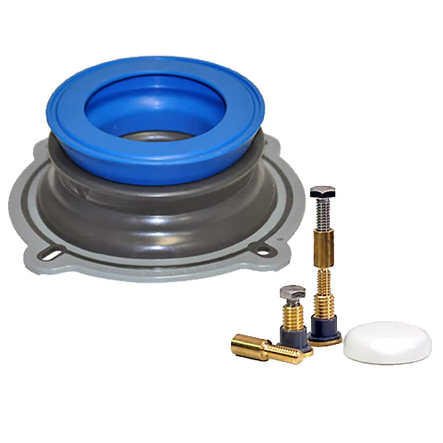 Danco Rubber 4 75 In In Toilet Wax Ring With Bolts For