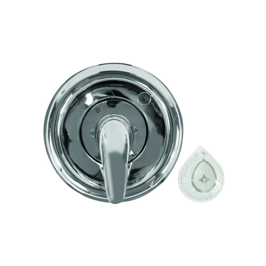 Shop Danco Chrome 1 Handle Bathtub And Shower Faucet At Lowes Com