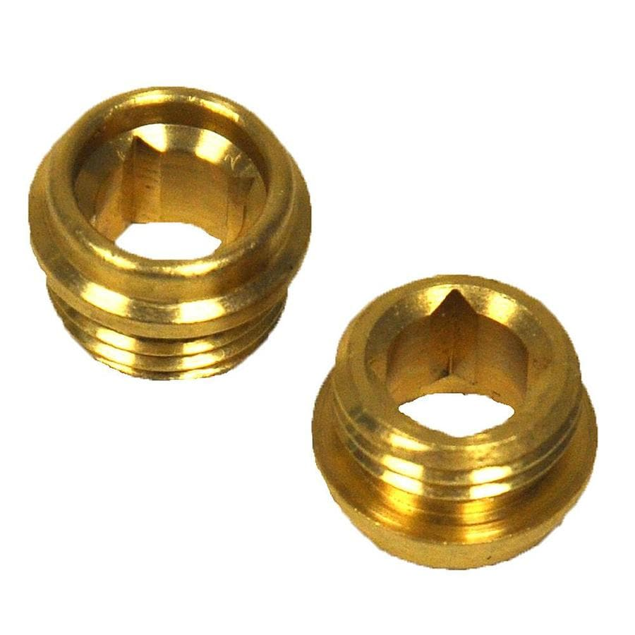 Danco 25-Pack 1/2-in x 20 Thread Brass Faucet Seat
