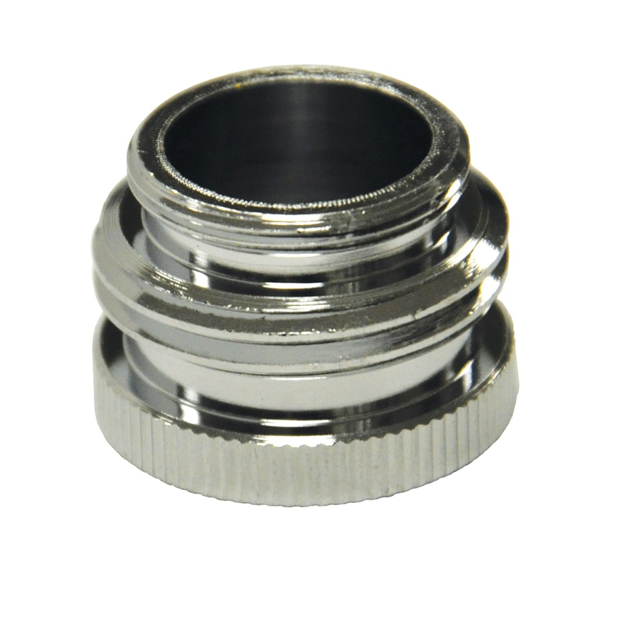 Danco Chrome Female Standard Adapter  sc 1 st  Loweu0027s : garden hose thread type - www.happyfamilyinstitute.com