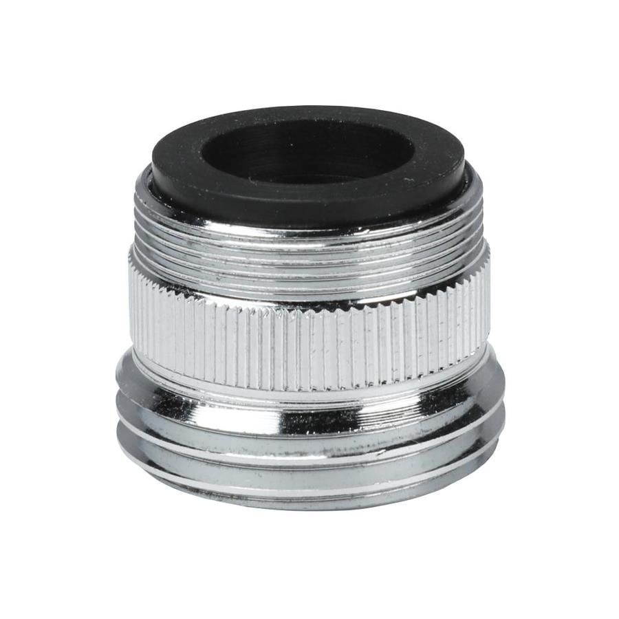 Shop Danco Chrome Standard Adapter at Lowes.com