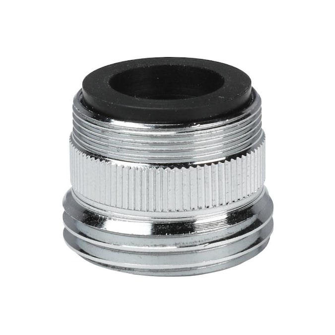 Danco Chrome Dual Standard Adapter In The Faucet Aerators Department At Lowes Com