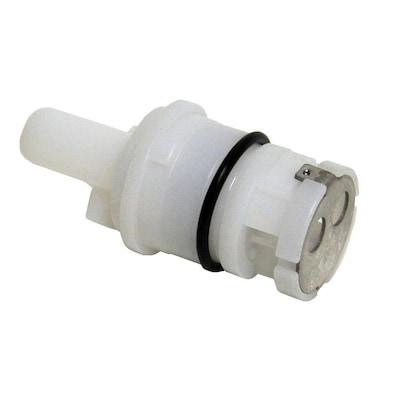 Plastic Faucet Tub Shower Stem For Delta Glacier Bay