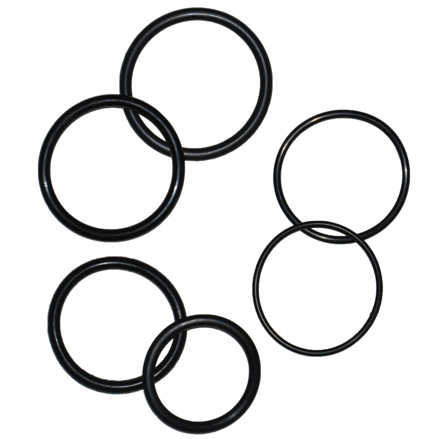Danco 6-Pack Rubber Faucet O-Rings