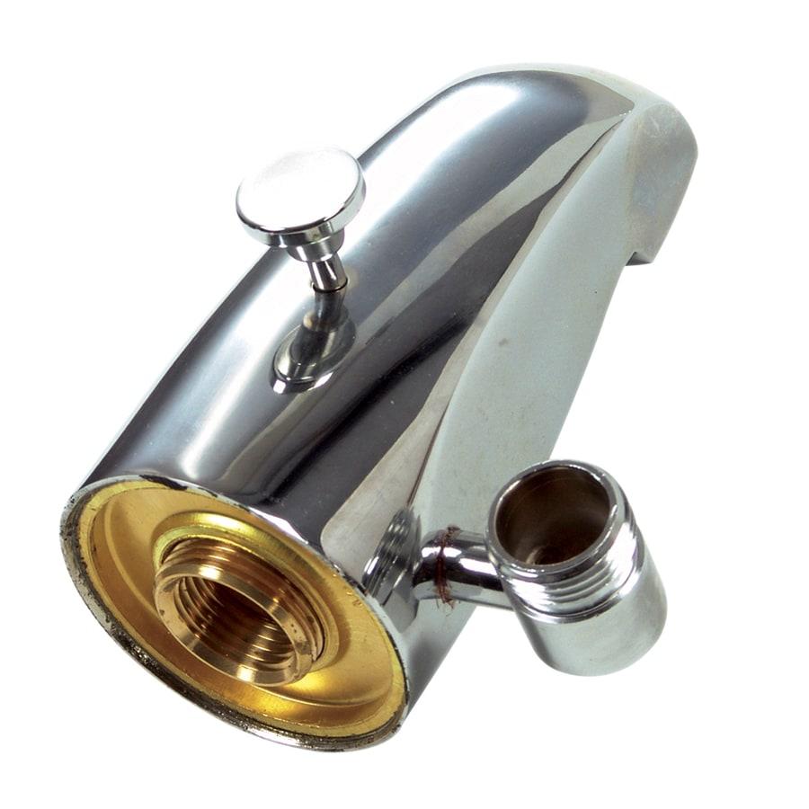 Shop Danco Chrome Tub Spout with Diverter at Lowes.com