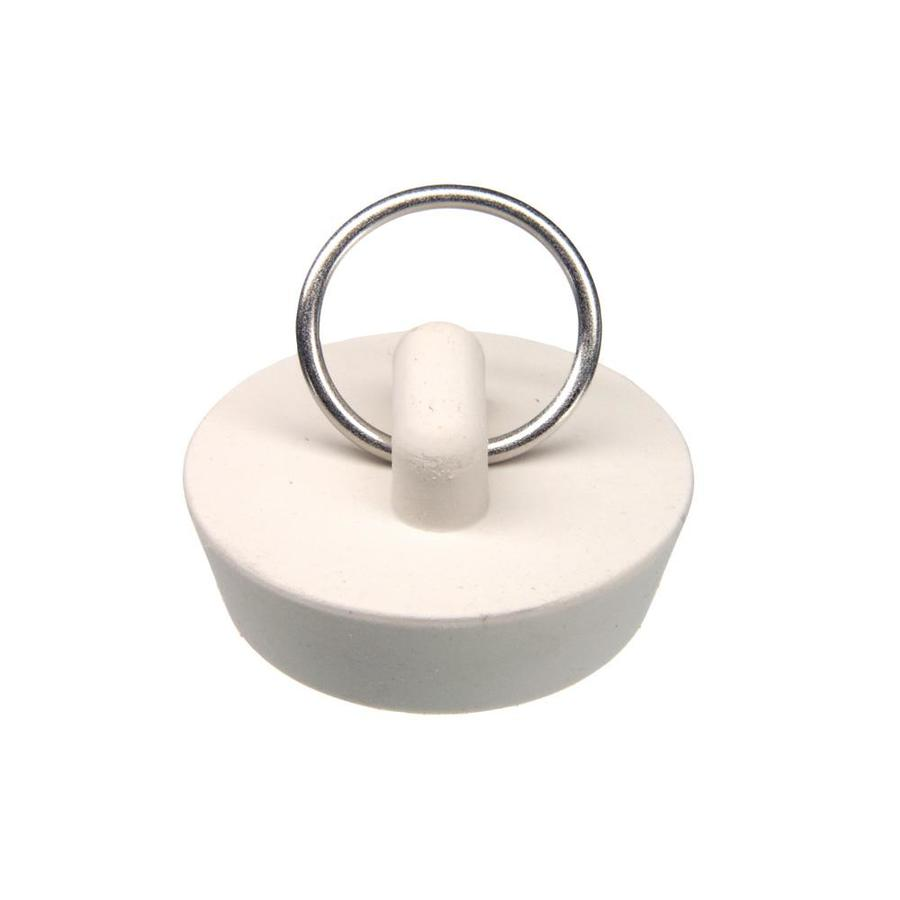 Shop Danco Universal White Pop Up Drain Stopper At