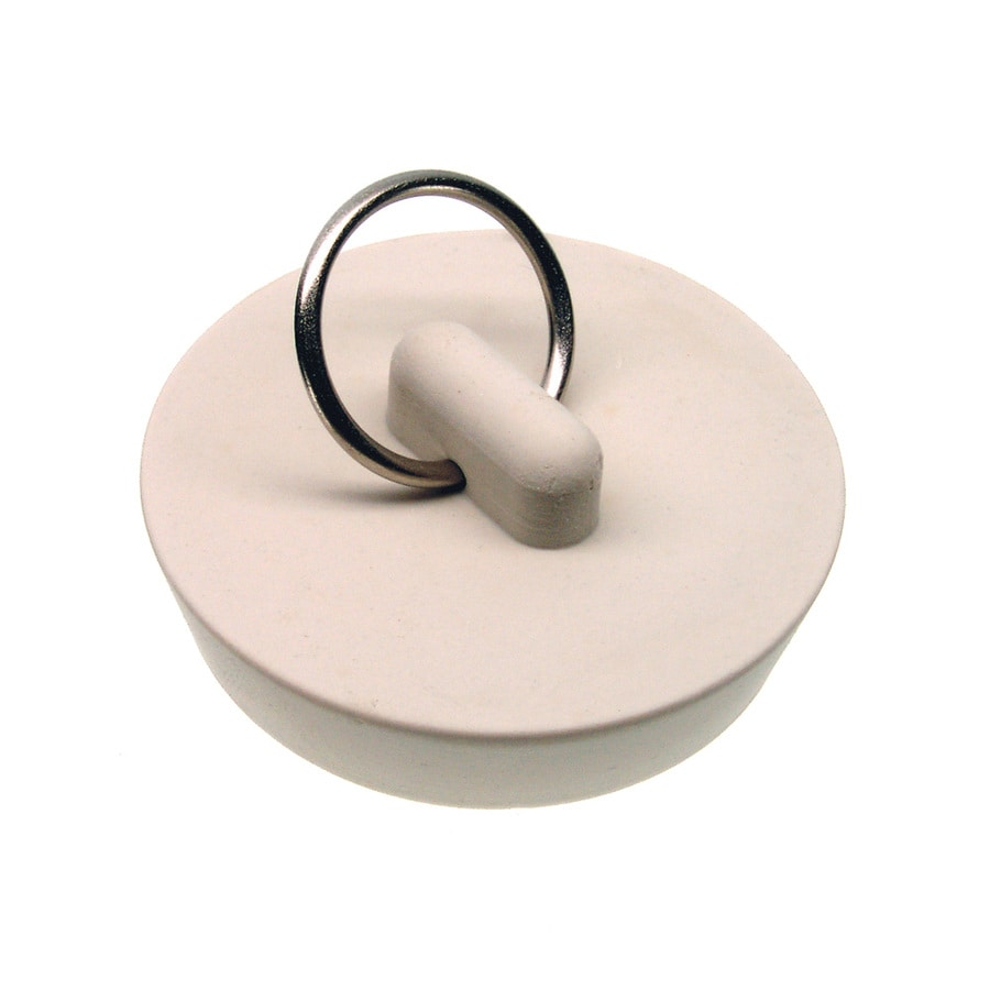 Danco Universal White Pop-Up Drain Stopper