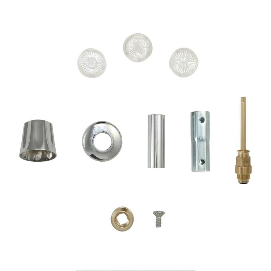Danco 1 3 Handle Metal Faucet Tub Shower Repair Kit For