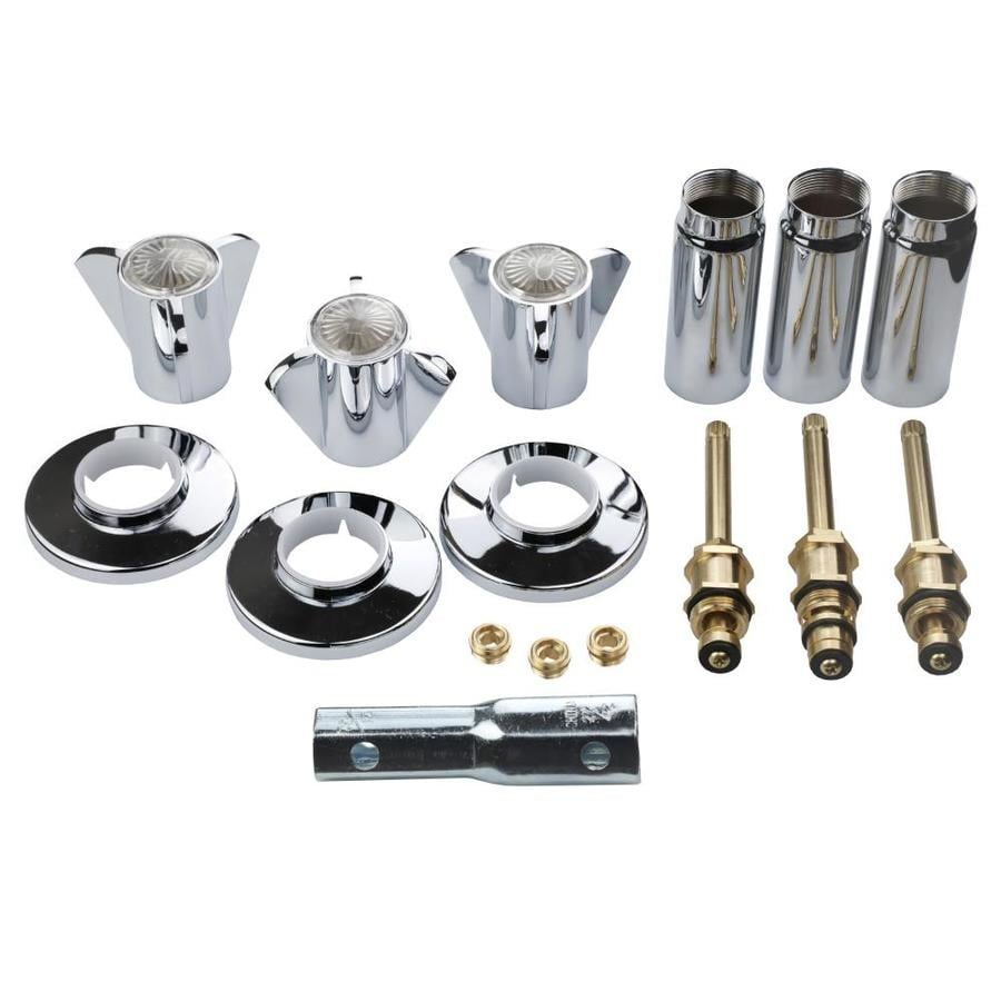 Shop Danco 3 Handle Metal Tub Shower Repair Kit For Sayco At