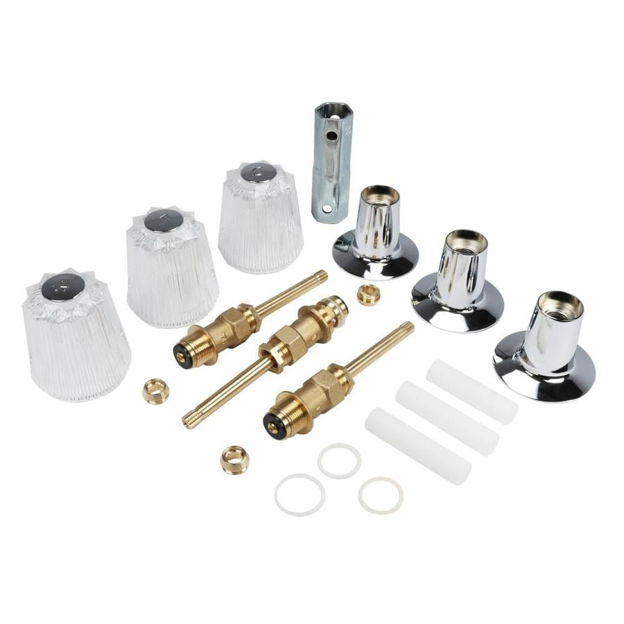 Shop Danco TUB/SH0WER TRIM KIT FOR PRICE PFISTER at Lowes.com