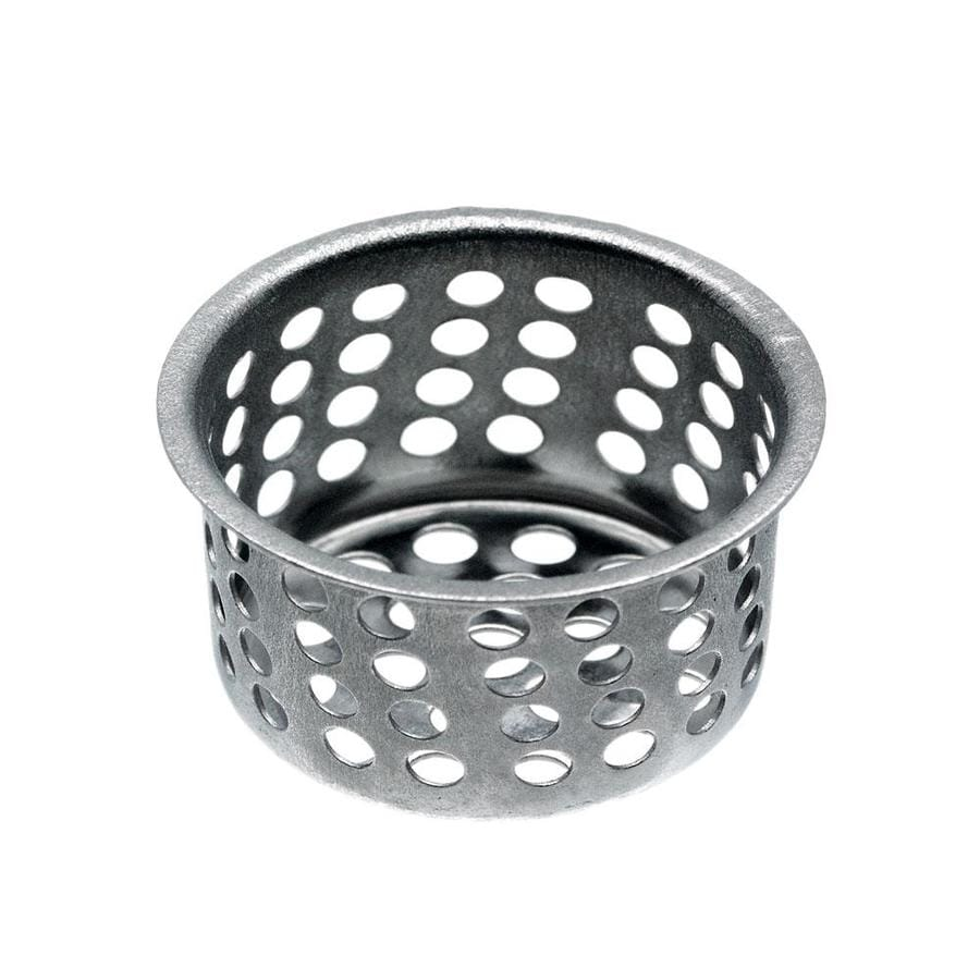 Danco 1.09-in Chrome Stainless Steel Kitchen Sink Strainer Basket
