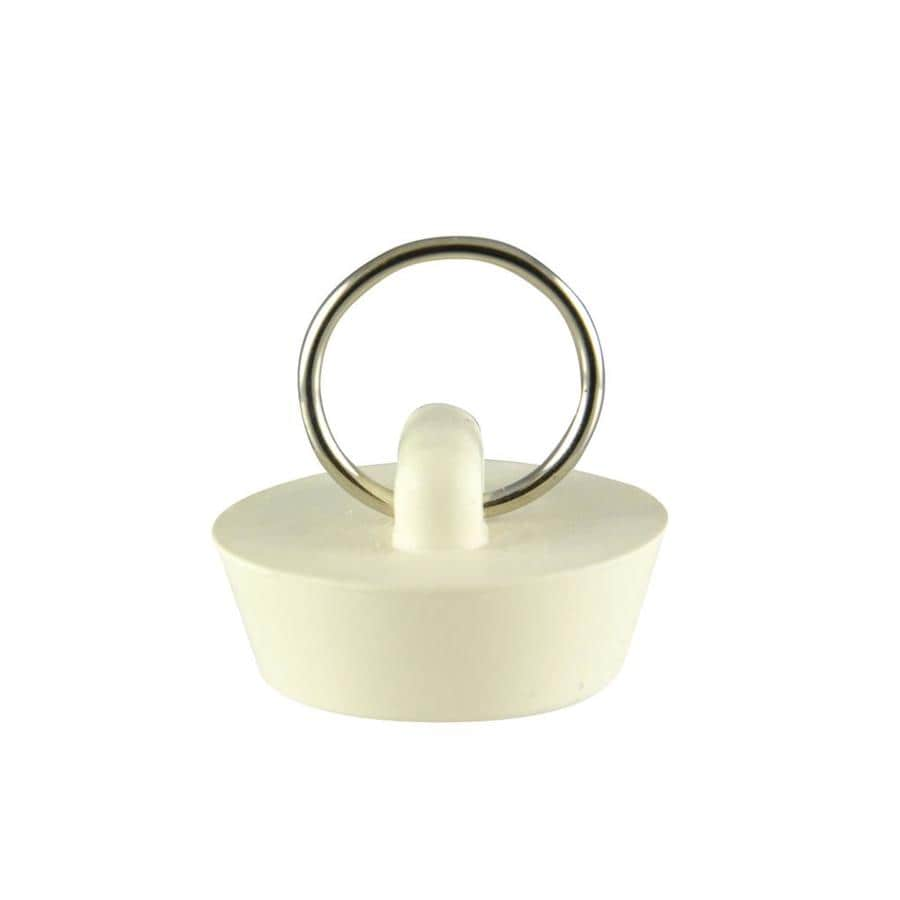Danco White Pop-Up Drain Stopper