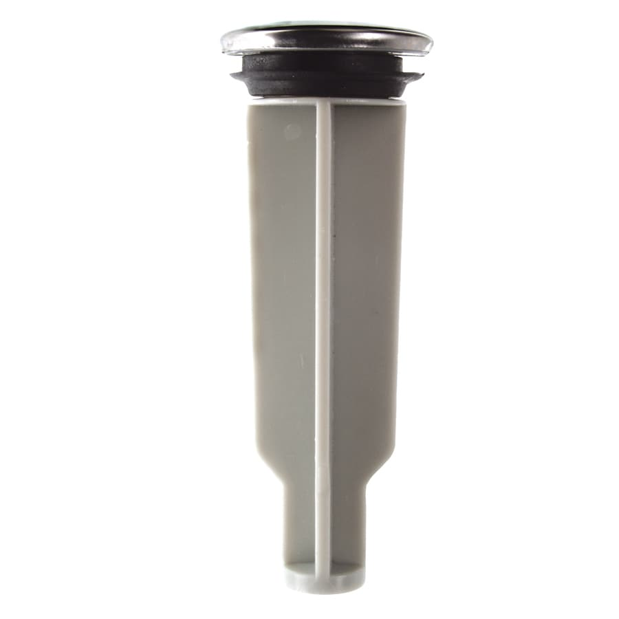 Kitchen Sink Plunger: Shop Danco Chrome Pop-Up Drain Stopper At Lowes.com