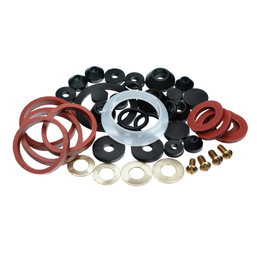 Danco 42-Pack Assorted Rubber