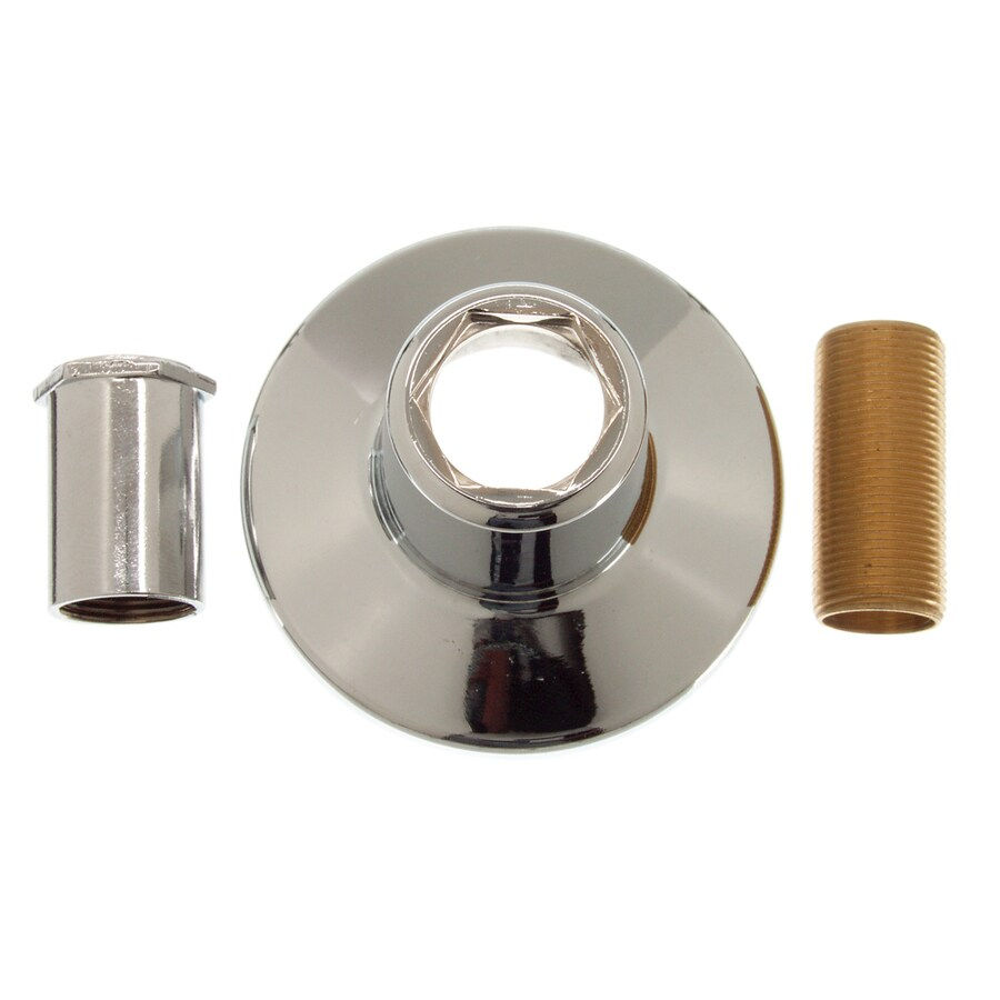 Danco 2.63-in Chrome Stainless Steel Flange
