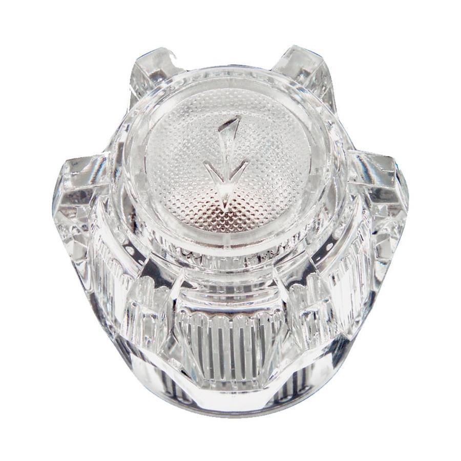 Danco Clear Acrylic Knob Shower Handle
