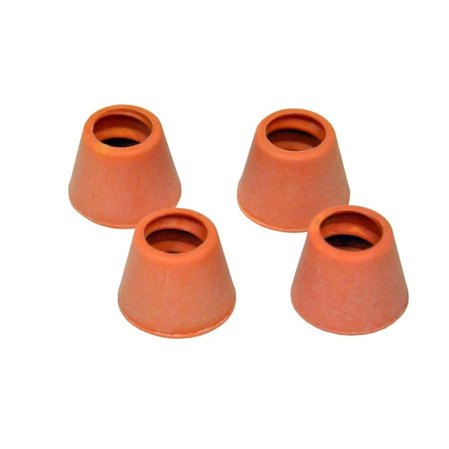 Shop Danco 3-Pack Threaded Rubber Cone Washer at Lowes.com