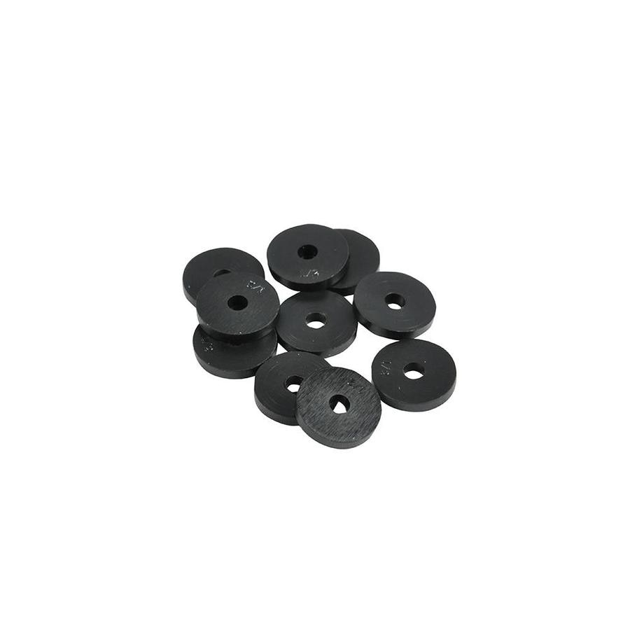 Shop Danco 10-Pack 3/4-in Rubber Flat Washer at Lowes.com