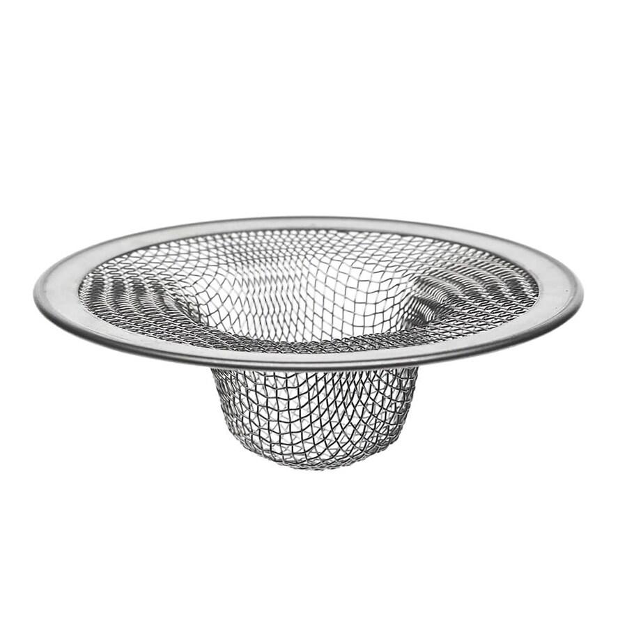 Shop Danco 2.75-in Stainless Steel Mesh Kitchen Sink Strainer Basket ...