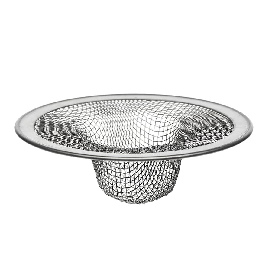 Danco 4-1/2-in dia Stainless Steel Fixed Post Replacement Basket