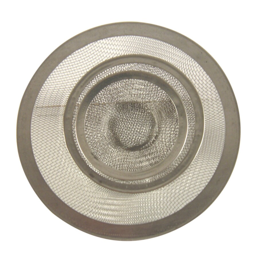 Danco 4.5-in Stainless Steel Mesh Kitchen Sink Strainer Basket