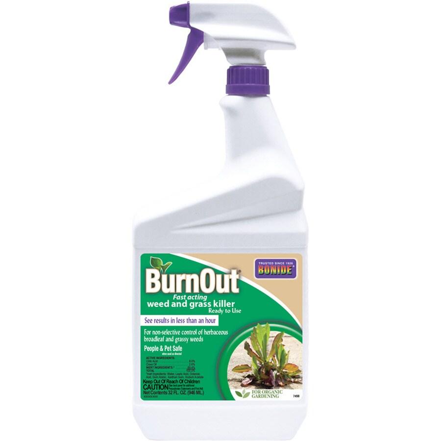 Bonide BurnOut 32-fl oz Grass and Weed Killer