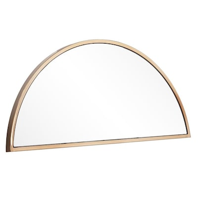 Polished Metal Mirrors At Lowes Com