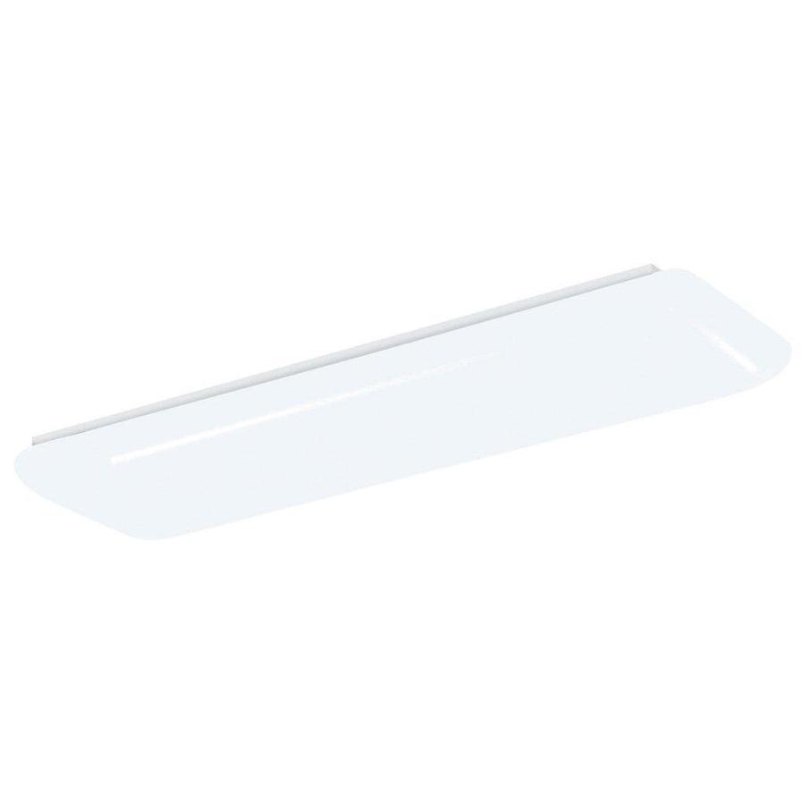 Portfolio 51-1/2-in White Flush Mount Fluorescent Light ENERGY STAR