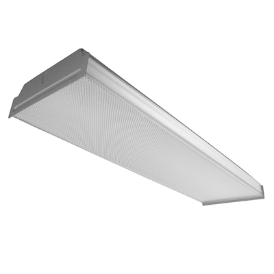 Prismatic Acrylic Ceiling Fluorescent Light Common 2 Ft Actual 24 75 In