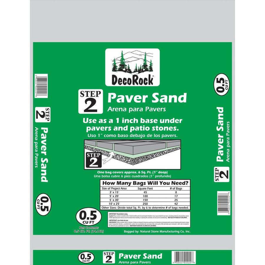0.5 Cu Ft Brown Jointing Sand