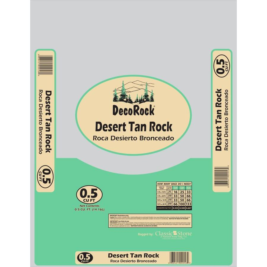 0.5-cu ft Desert Sunset Rock