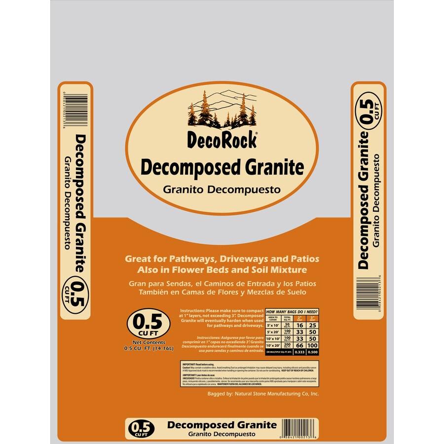 0.5-cu ft Decomposed Granite