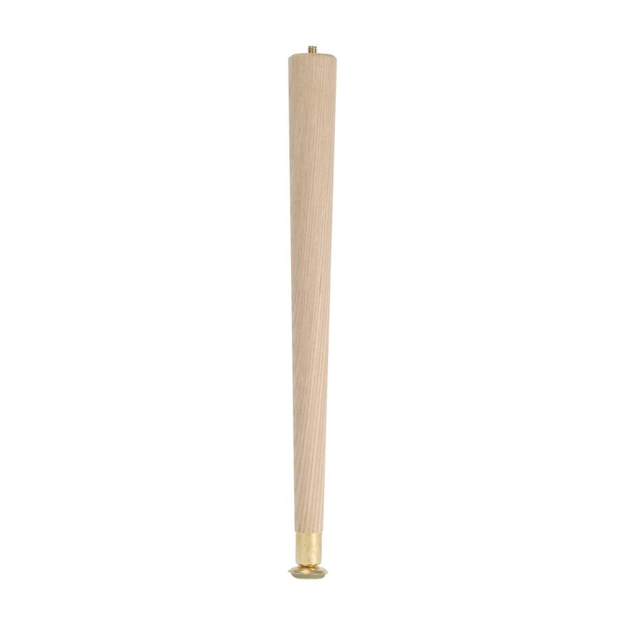 Waddell Ash End Table Leg (Actual: 1.5-in x 27.5-in)