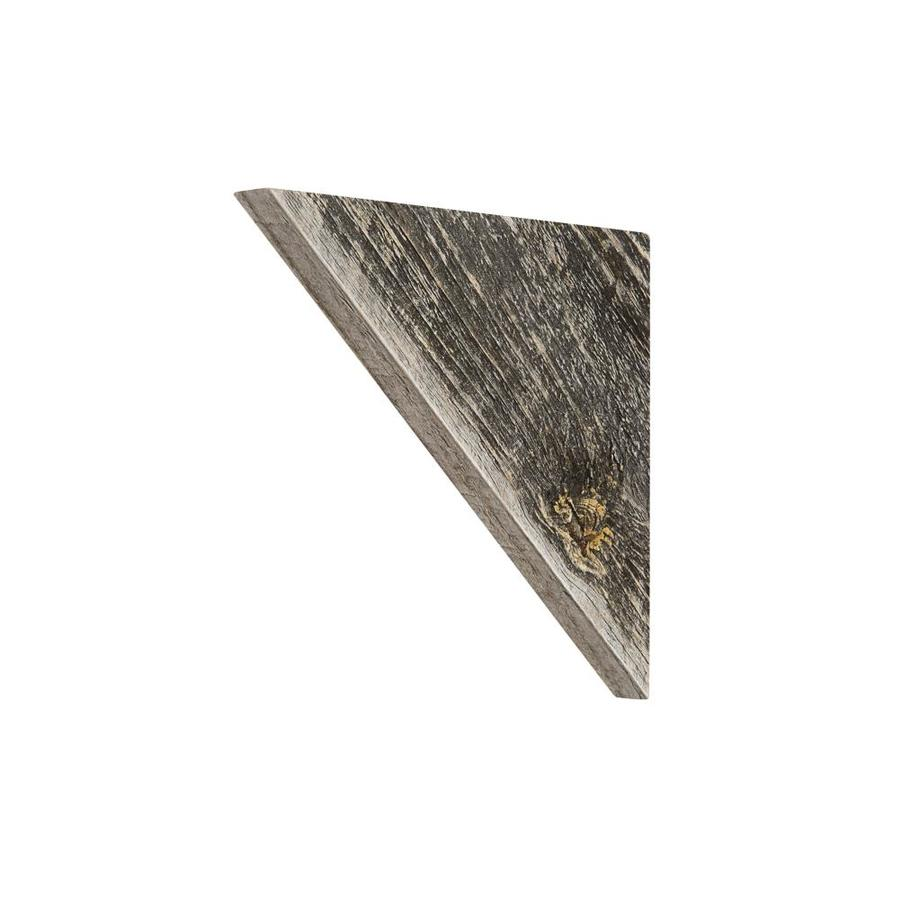 Waddell Authentic Reclaimed Wood Shelf Bracket