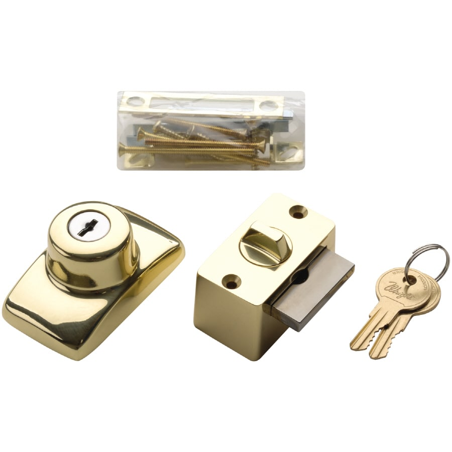 Lovely WRIGHT PRODUCTS 4 In Screen Door And Storm Door Deadbolt Lock