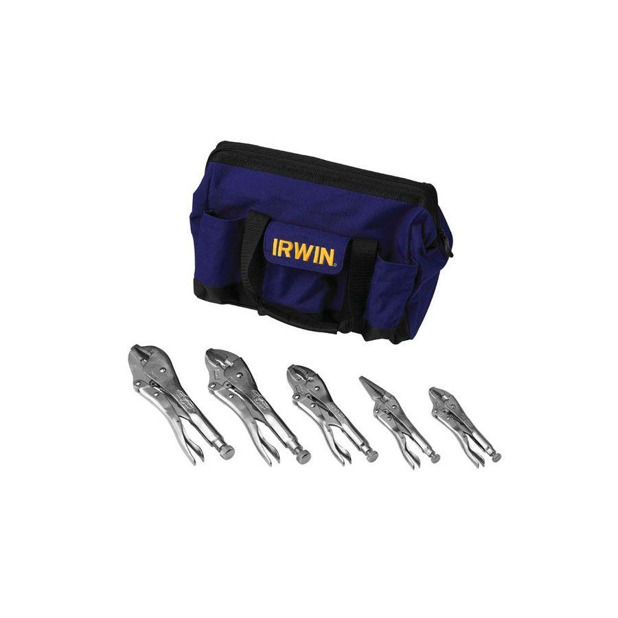 IRWIN VISE-GRIP Original 5-Pack Locking Plier Set