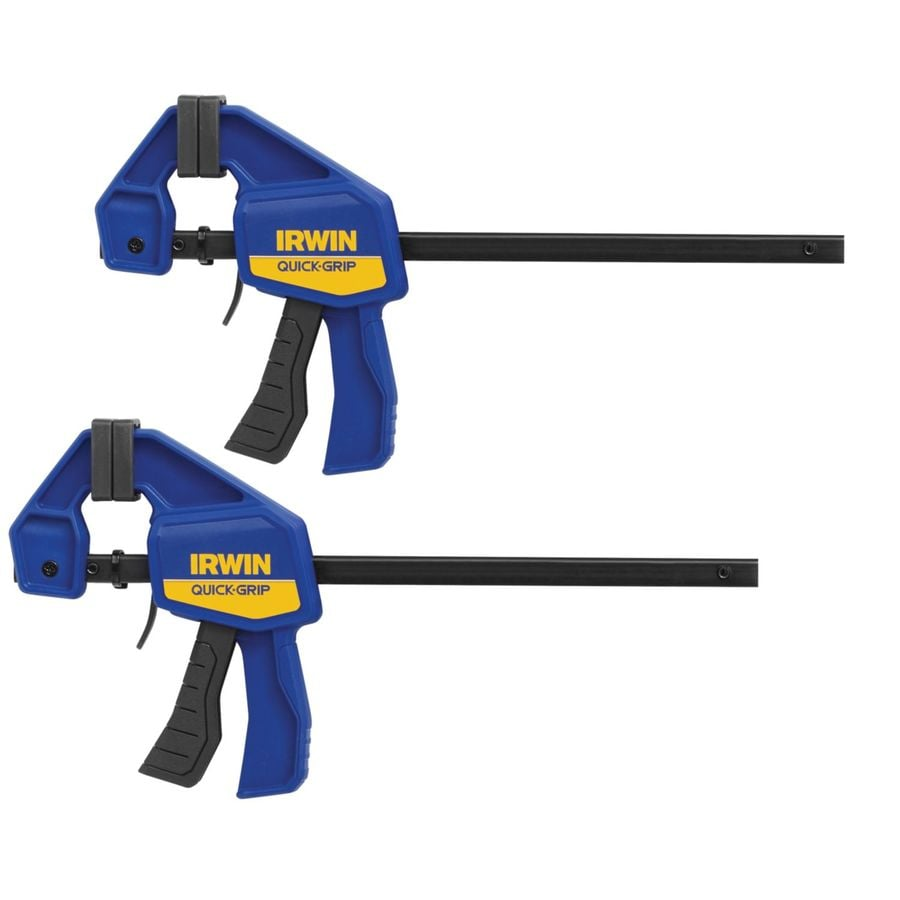 IRWIN QUICK-GRIP 2-Pack 6-in Clamps