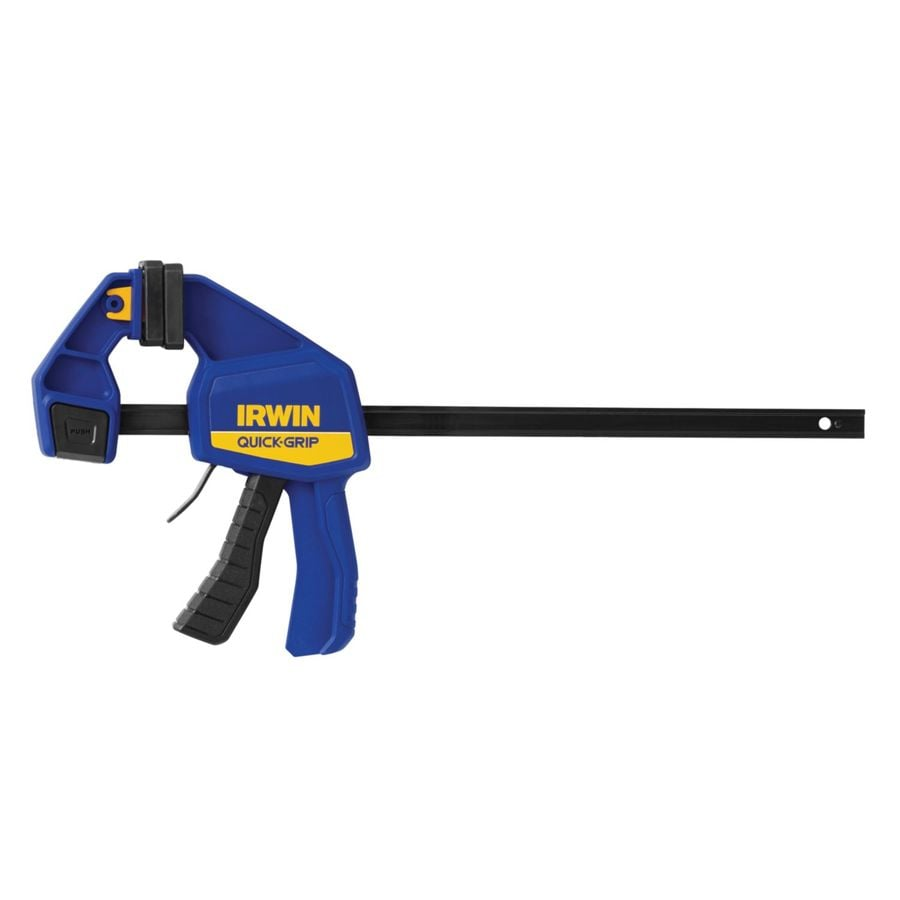 Shop IRWIN QUICK-GRIP 12-in Clamp at Lowes.com