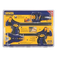 Deals on IRWIN 8-Pack 12-in QUICK-GRIP Clamp