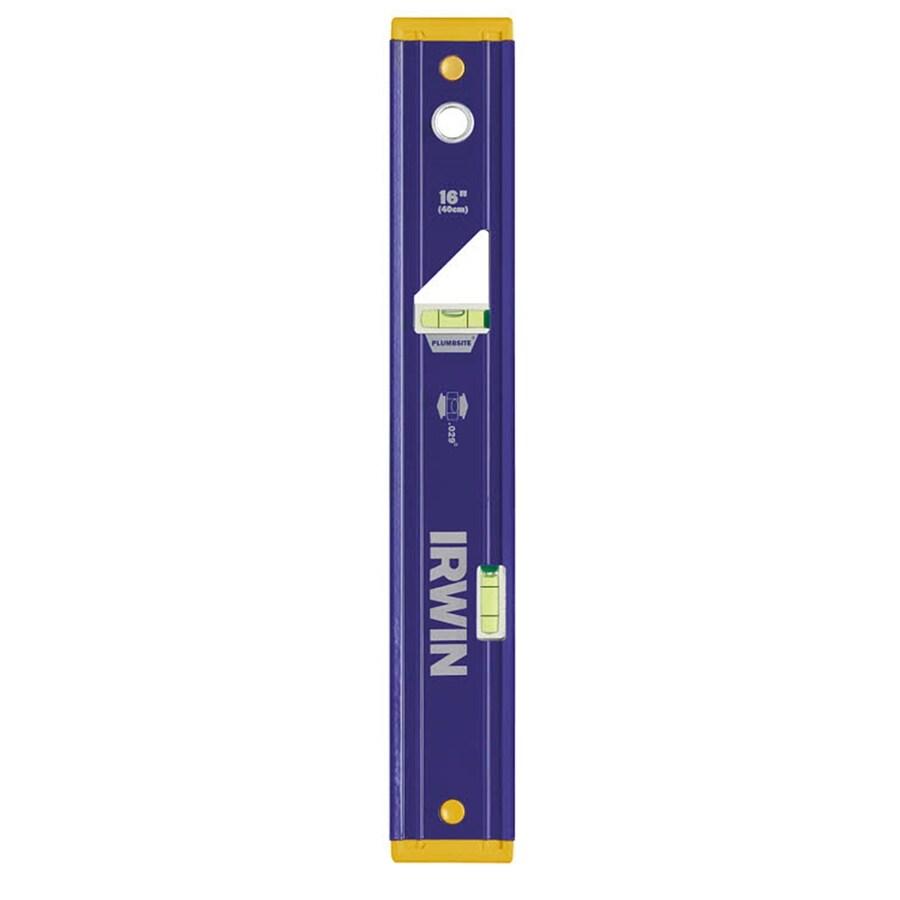 IRWIN 2550 Heavy Duty 16-in Magnetic Box Beam Standard Level