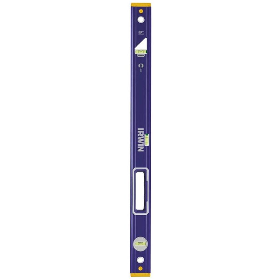 IRWIN 2550 Heavy Duty 32-in Magnetic Box Beam Standard Level