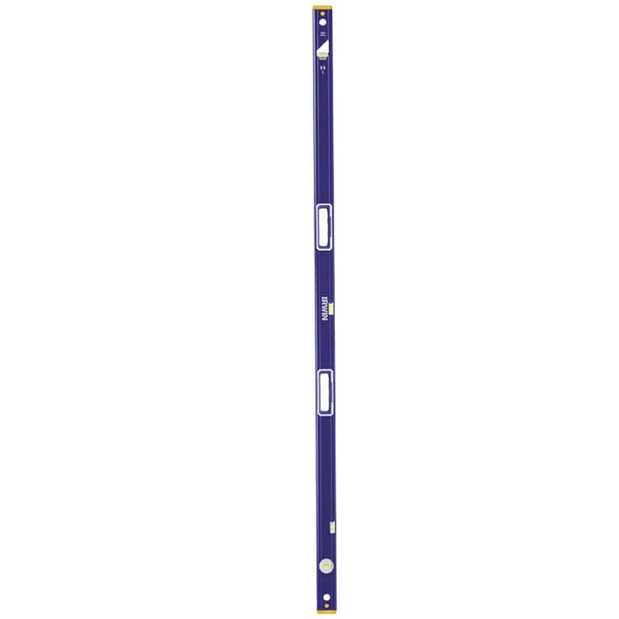 IRWIN 2500 Heavy Duty 78-in Box Beam Standard Level