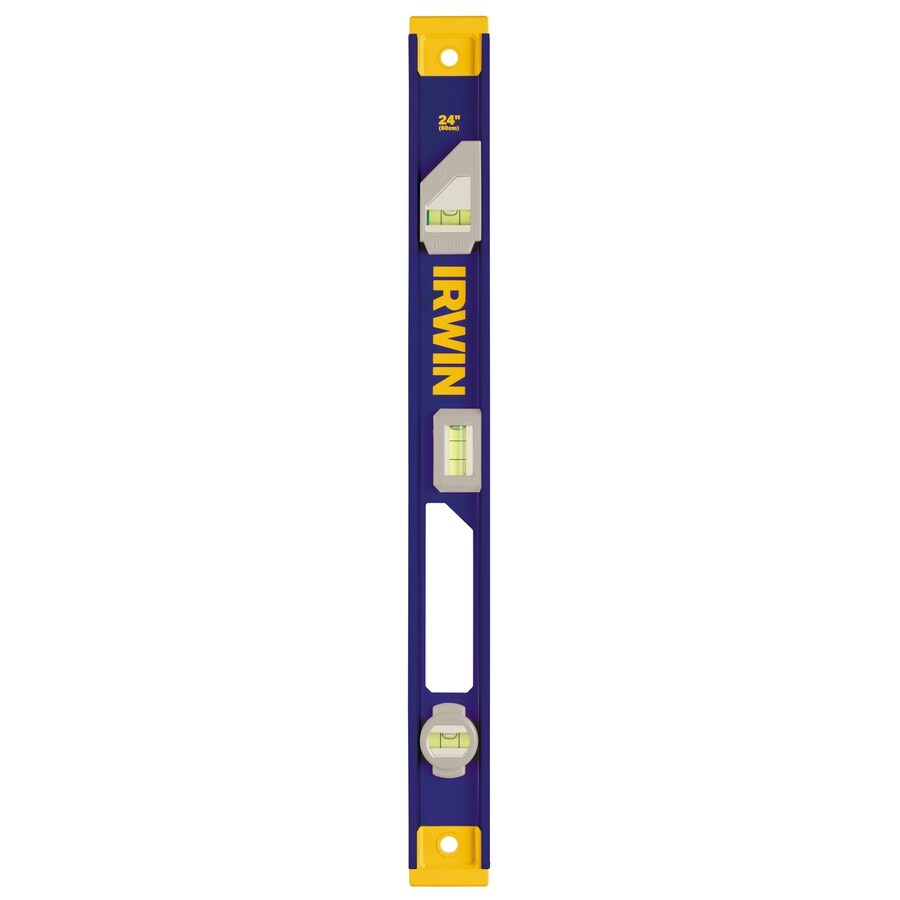 IRWIN 1500 Heavy Duty 24-in I-Beam Standard Level