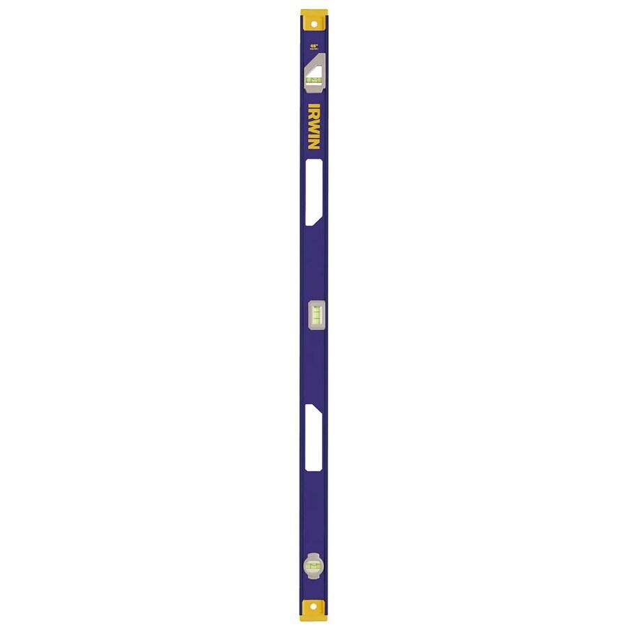 IRWIN 1550 Heavy Duty 48-in Magnetic I-Beam Standard Level