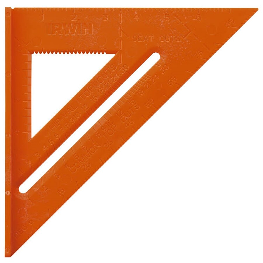 IRWIN Hi-Visibility Rafter Square