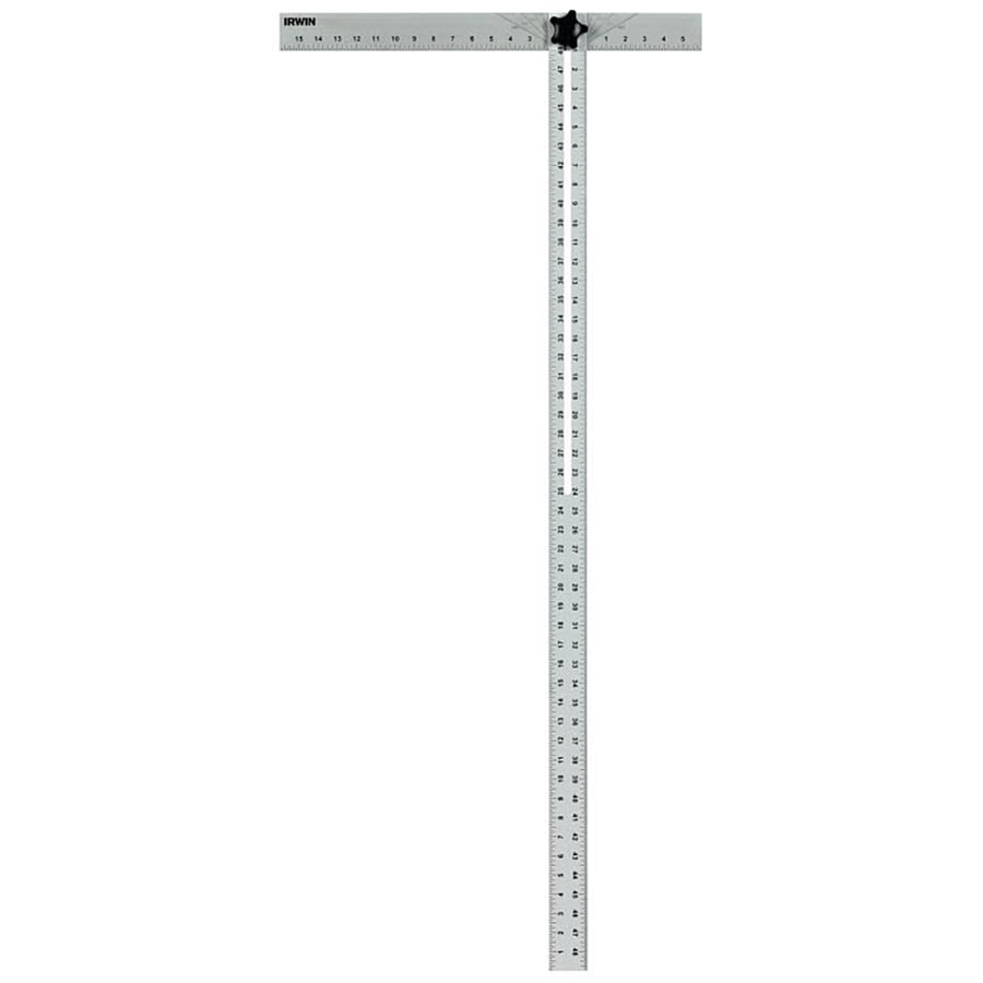 IRWIN Adjustable Aluminum Drywall Square
