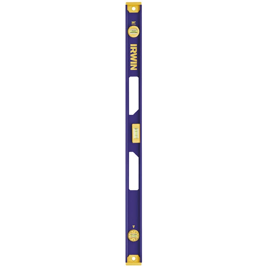 IRWIN 1050 Series 36-in Magnetic I-Beam Standard Level