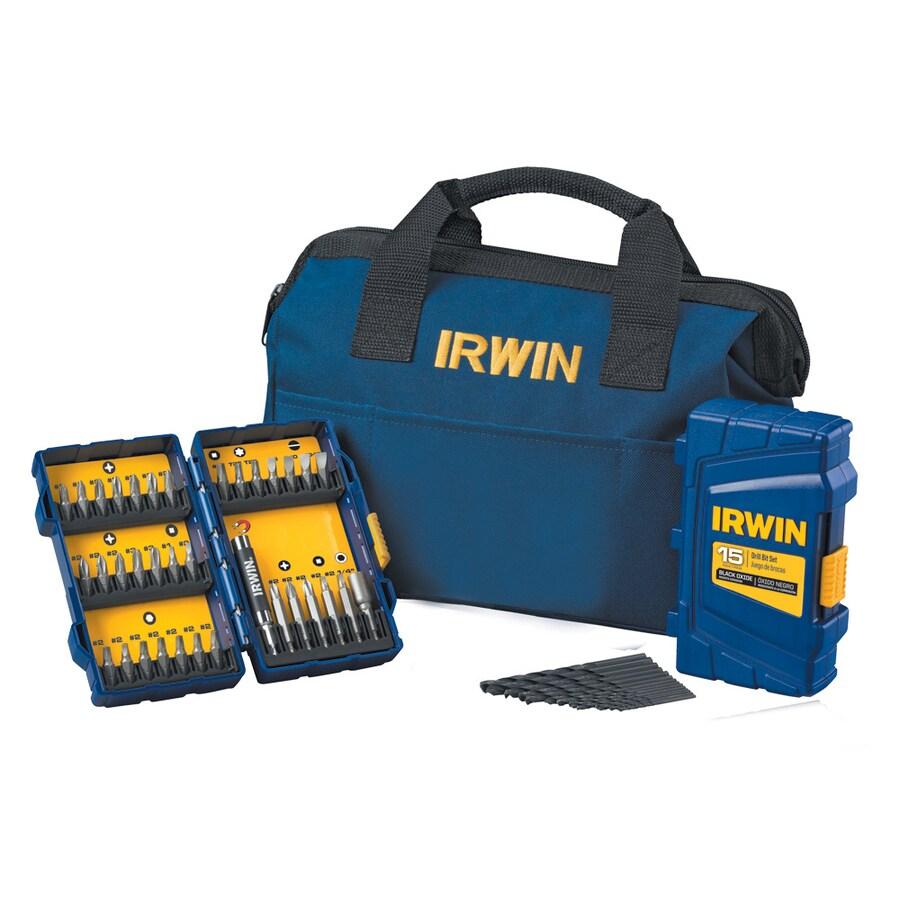 IRWIN 51-Piece Drill Drive Set