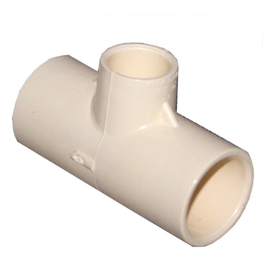 Genova 1-in dia Tee CPVC Fittings